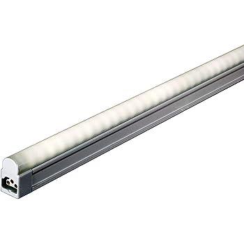 24 Jesco Lighting SGA-LED-24//40w-SW 4000K Sleek Adjustable LED with Switch White