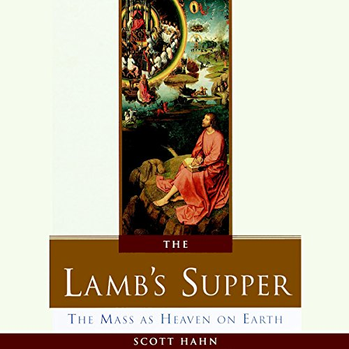 The Lamb's Supper audiobook cover art