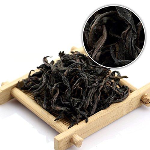 GOARTEA 250g (8.8 Oz) Organic Supreme Da Hong Pao Dahongpao Big Red Robe FuJian Wuyi Mountain Rock Chinese Oolong Tea Tee