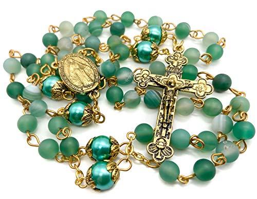 Compra tu rosario de oro para hombre o mujer