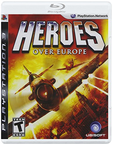 Heroes Over Europe - Playstation 3 by Ubisoft