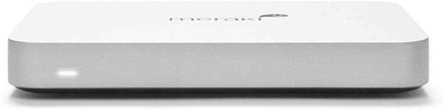 Cisco Meraki Z1-HW-US Cloud-managed teleworker gateway with built-in wireless, Hardware only, Requires Cloud License