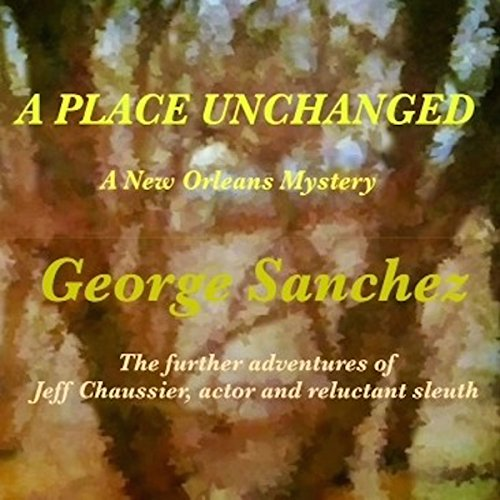 A Place Unchanged audiobook cover art