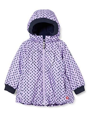 Racoon Girls Lova Drop Winter Jacket AW, Mini Leafs, 128