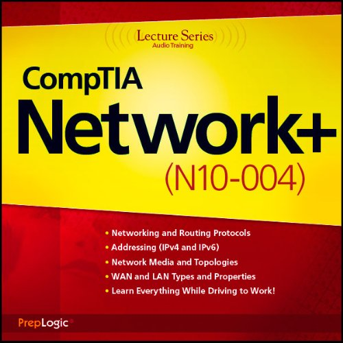 CompTIA Network+ (N10-004) Lecture Series cover art