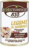 Probios - Il Nutrimento Mix 4 Legumi al Naturale - 12 confezioni da 400 gr