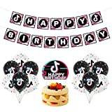 TIK Tok Party Decorations,Tik Tok Birthday Party Supplies - TIK Tok...