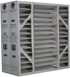 Lennox Model X0585 Air Cleaner Filter Media - 20 x 20 x 5