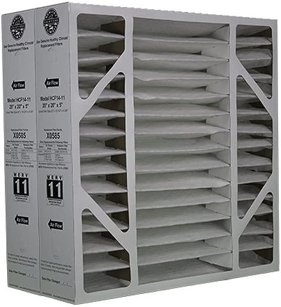 Lennox Model X0585 Air Cleaner Filter Media 20 X 20 X 5