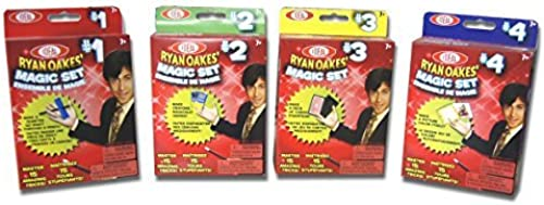 MMS Ryan Oakes Magic Set  2 (0C1152) Trick by M & M's