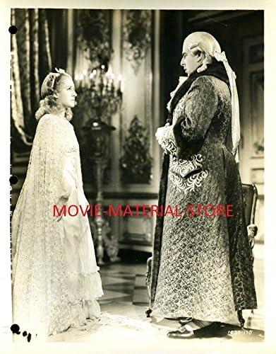 Norma Shearer Marie Antoinette Overseas parallel import regular item 1938 Original 8x10