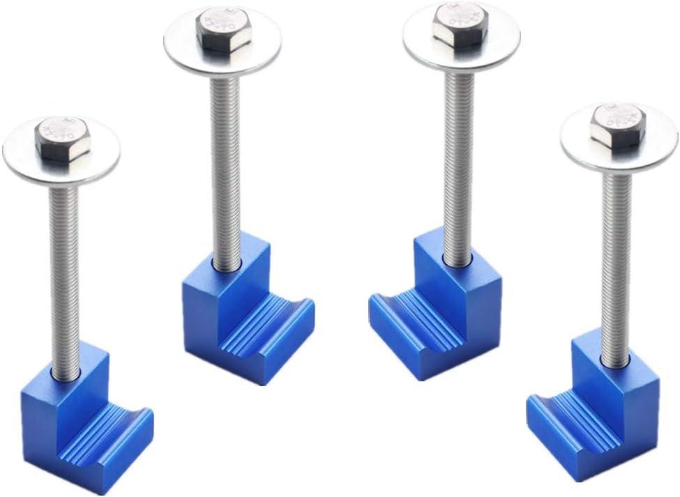 DEWHEL Tool Box Tie Downs Aluminum Crossover Pick Many popular brands Toolbox Max 51% OFF J Hook