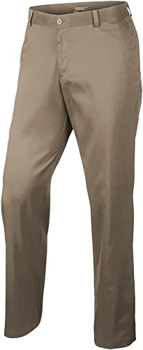 Nike Flat Front Pantalon Homme College Navy College