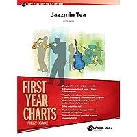 Alfred 00-33326 Jazzmin Tea - Music Book