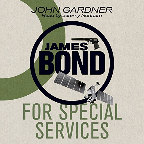 For Special Services audiobook cover art