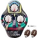 Franklin Sports Kids Football Target Toss Game