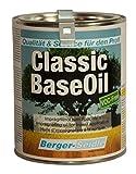 Berger de seidle Classic Base Oil Color, profundidad impregnación, 1L), pino