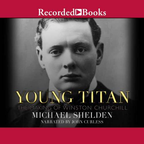 Young Titan audiobook cover art