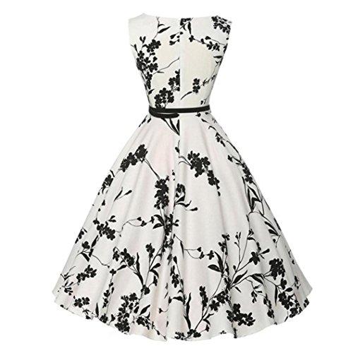 Vestidos Mujer Elegante Verano 2018
