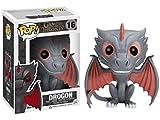 FunKo Pop Game of Thrones: Drogon Vinyl Figure # 3873 Protective Case...