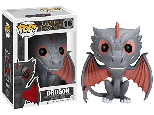 FunKo Pop Game of Thrones: Drogon Vinyl Figure # 3873 Protective Case