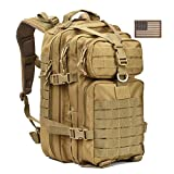Best Tactical Backpacks - REEBOW GEAR Military Tactical Backpack,Small Molle Assault Pack Review