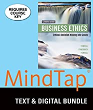 Bundle: Business Ethics: Ethical Decision Making & Cases, Loose-Leaf Version, 11th + LMS Integrated for MindTap Management, 1 term (6 months) Printed Access Card