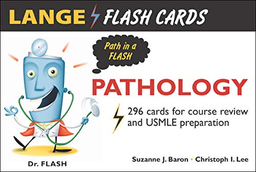 Lange FlashCards Pathology (LANGE Basic Science)