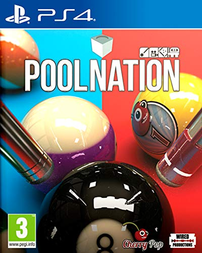 Pool Nation (Playstation 4) [ ]