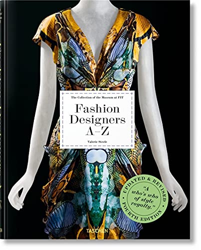 Fashion Designers A–Z. Updated 2020 Edition (PRIX FAVORABLE) (Multilingual Edition)