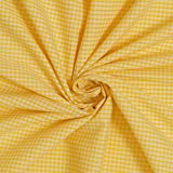 Discount Fabrics Ltd Baumwollstoff, kariert, Meterware, 114
