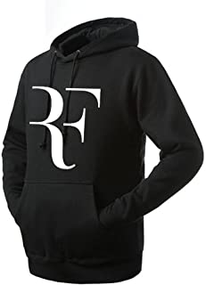 Destinyhand Unisex Tennis Fans Roger RF Cool Hoodie