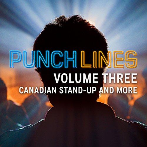 Page de couverture de Punchlines: Volume 3