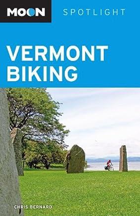 Moon Spotlight Vermont Biking by Chris Bernard (2010-06-08)