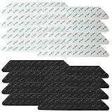 FineGood - Juego de 16 pinzas antideslizantes para alfombras, lavables, reutilizables,...