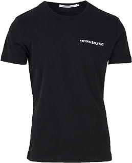 Calvin Klein Chest Institutional Slim SS Tee T-Shirt Uomo