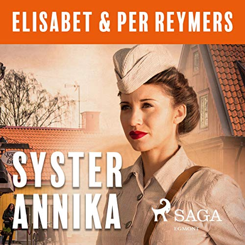 Syster Annika audiobook cover art