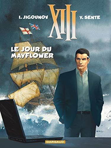 XIII, Tome 20 : Le jour du Mayflower