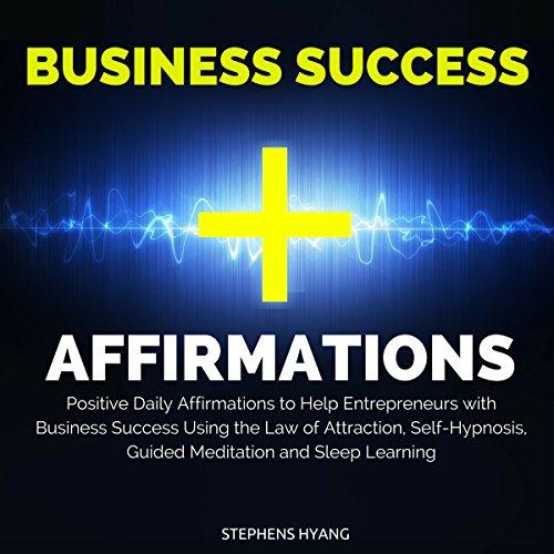 Business Success Affirmations Titelbild