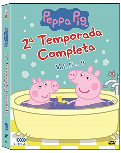 Peppa Pig Temporada 2 [DVD]