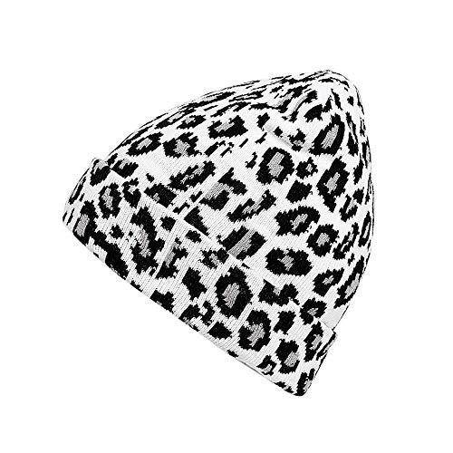 N/A Mode Kapuze Erwachsene Frauen Männer Baumwolle Winter Häkelmütze Strickmütze warme Mütze