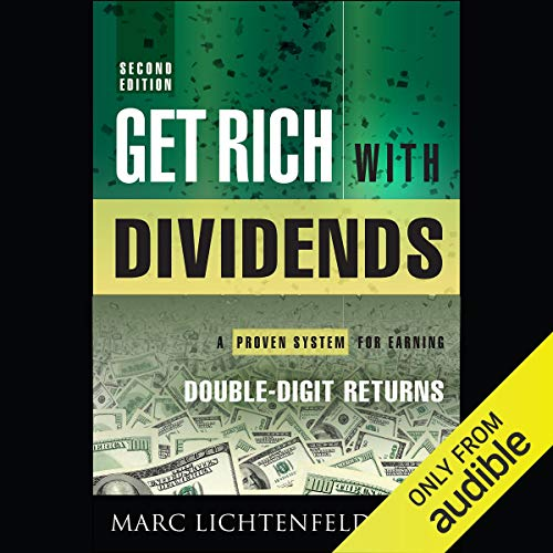 Get Rich with Dividends  By  cover art