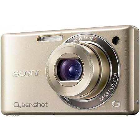 Sony Dsc W380n Digitalkamera 2 7 Zoll720p Gold Kamera
