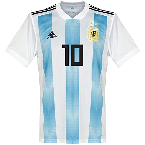 7152c7867 adidas Argentina Home Messi Jersey 2018 2019 (Official Printing)