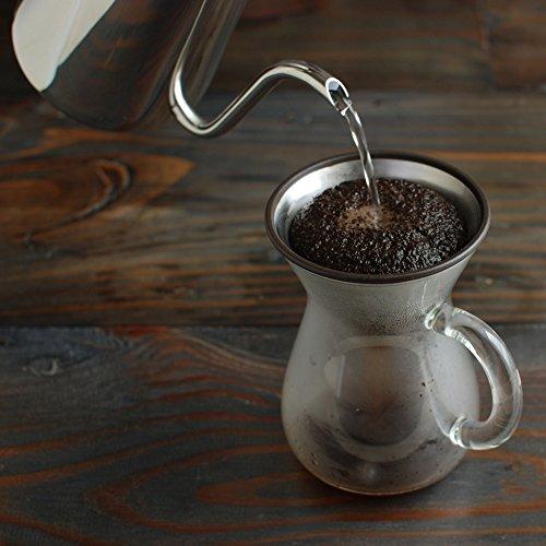 KINTO (キントー) SCS コーヒーカラフェセット 2cups ステンレス 27620