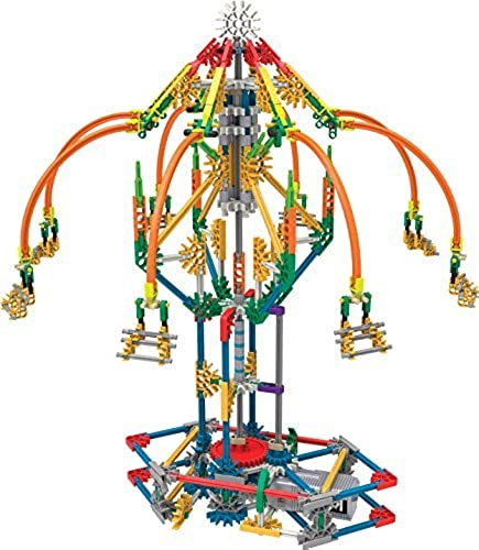 K'NEX STEM Explorations Swing Ride Building Set by K'Nex