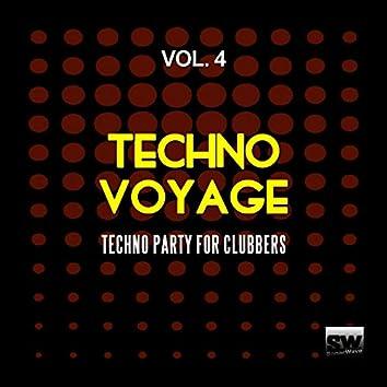 Techno Voyage, Vol. 4 (Techno Party For Clubbers)