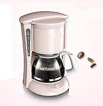 Liting Koffiezetapparaat, 650 ml, met glazen kan, 6 kopjes, hittebestendigheid en automatische uitschakelfunctie, druppelb...