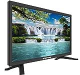 Sceptre 19' LED HDTV Machine Black