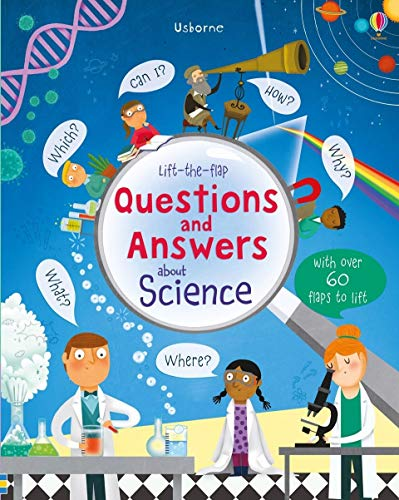 Lift-the-flap Questions and Answers About Science: 1